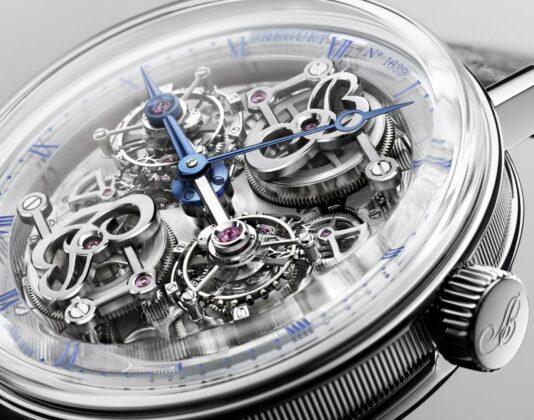 Breguet Classique Double Tourbillon Quai de l'Horloge - sept 2020