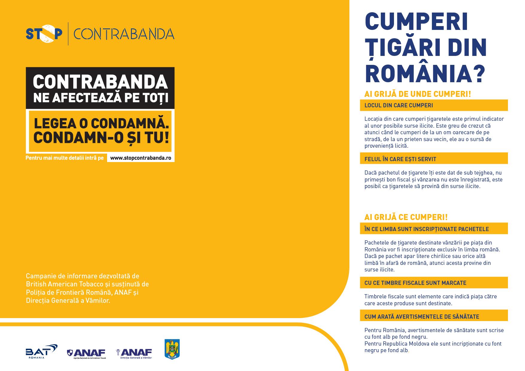 STOP CONTRABANDA 2